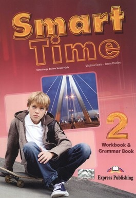 Smart Time 2. Workbook and Grammar Book (Zeszyt ćwiczeń i gramatyka) - Virginia Evans, Jenny Dooley